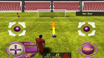 Screenshot of Football Fantasy Kick (Soccer)