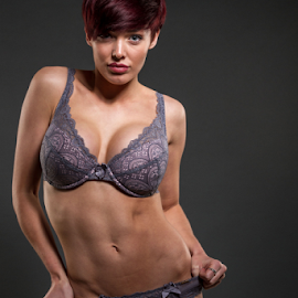 the body by Paul Phull - Nudes & Boudoir Boudoir ( fit body, abs, lingerie, toned body. )