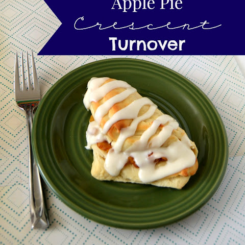 RApple Pie Crescent Turnover
