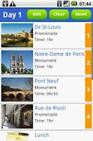 Screenshot of PARIS IN 3 DAYS - GUIDE2PARIS