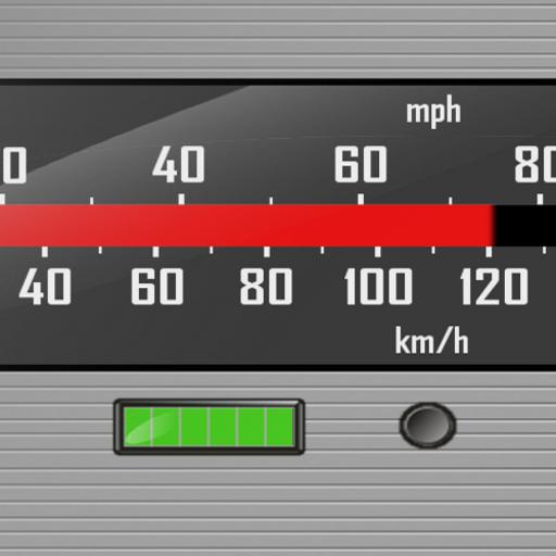 交通运输のスピードメーター125 LOGO-記事Game