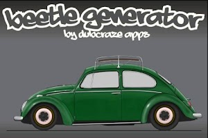 Screenshot of Beetle Generator