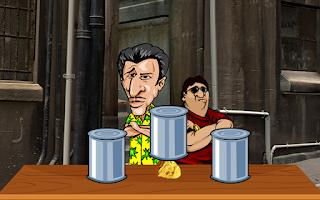 Screenshot of 3 Cup Monty