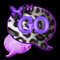 GO SMS THEME/LavenderLeopard1 icon