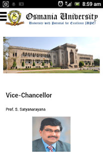 Osmania University - screenshot