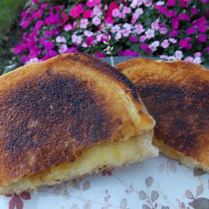 Blarney Grilled Cheese & Chutney Sandwich
