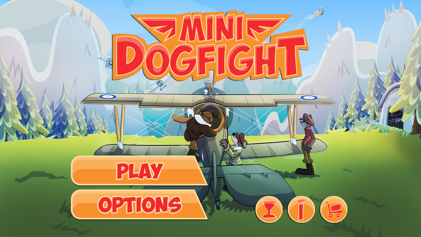 Mini Dogfight Screenshot 0