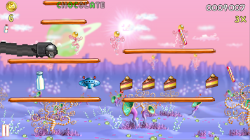 Screenshot of Nyan Cat: Lost In Space