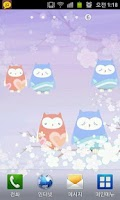 Screenshot of [widget]secret owls