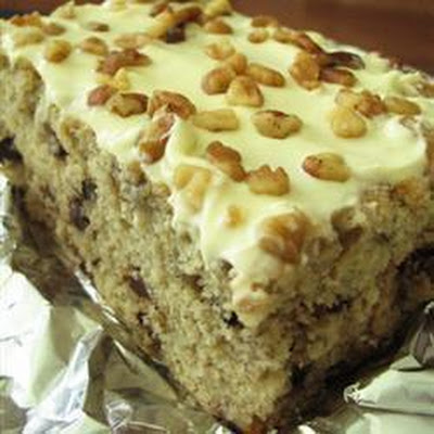 Julia's Easy and Quick Banana Cake
