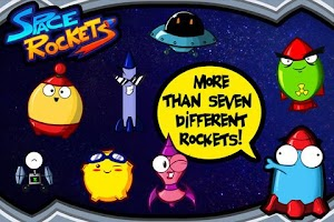 Screenshot of Space Rockets - Moon, Mars