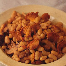 White Bean and Mushroom Ragout