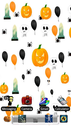 Halloween Crazy Home