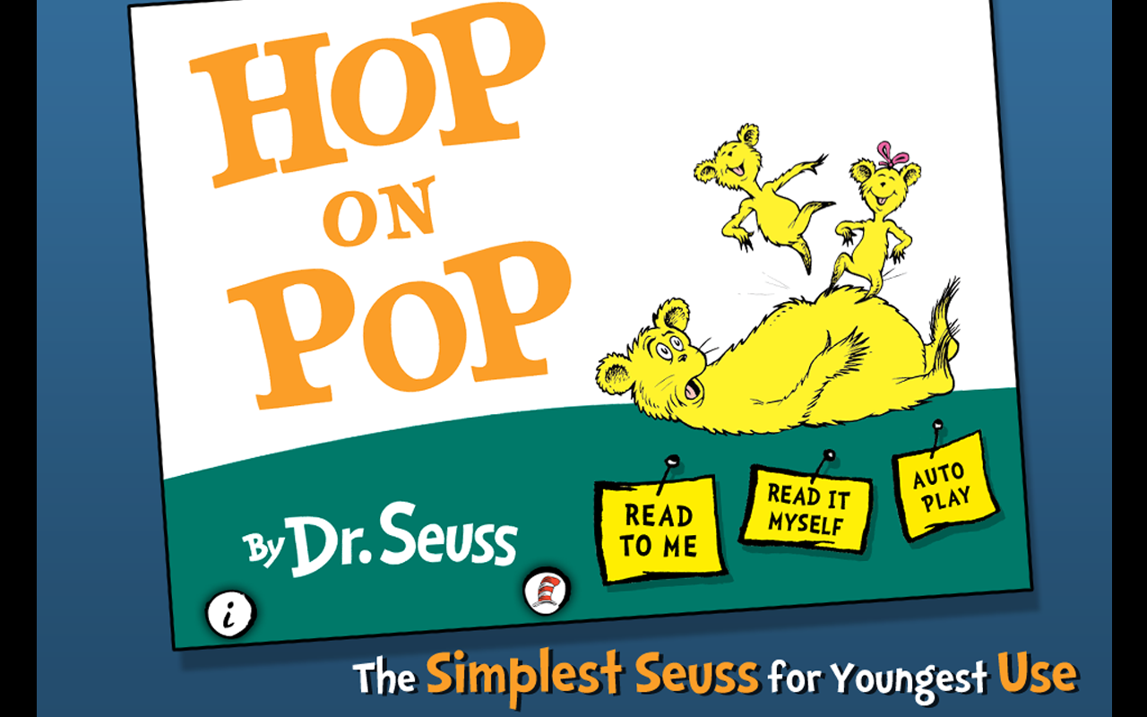Hop on Pop - Dr. Seuss Screenshot 8