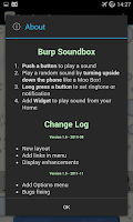 Screenshot of Burp Soundboard