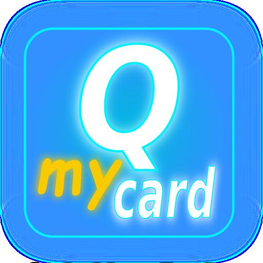 myQcard LOGO-APP點子