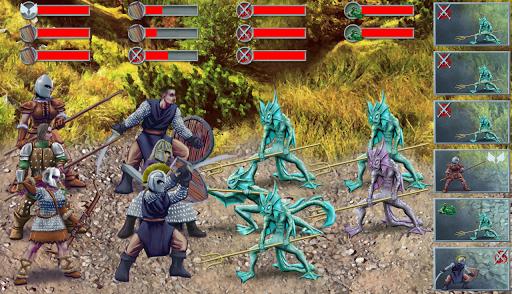 Tales of Illyria:Fallen Knight - screenshot