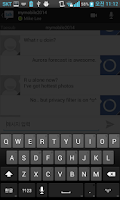 Screenshot of Privacy Filter