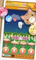 Screenshot of LINE PongPongPong