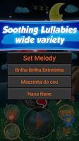 Screenshot of Portugal and Brazil Lullabies