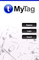 Screenshot of MyTag