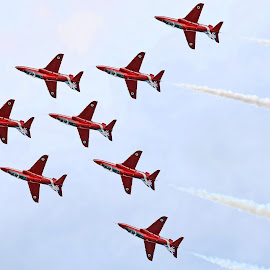 Farnborough Airshow 2014 by Satya Adt - News & Events World Events ( farnborough airshow 2014 )