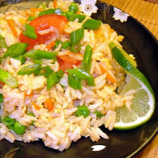 Kao Pad (Thai-Style Fried Rice)