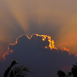 by Sathish  S - Landscapes Cloud Formations