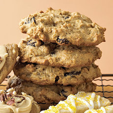 Banana-Oat Breakfast Cookies