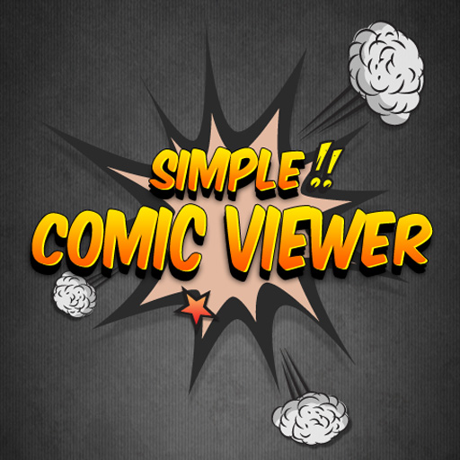 심플코믹뷰어(Simple Comic Viewer) 漫畫 LOGO-玩APPs