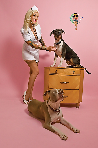 Puppy's and There Pinups