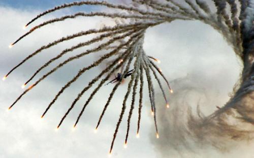 Smoke and flairs Photos