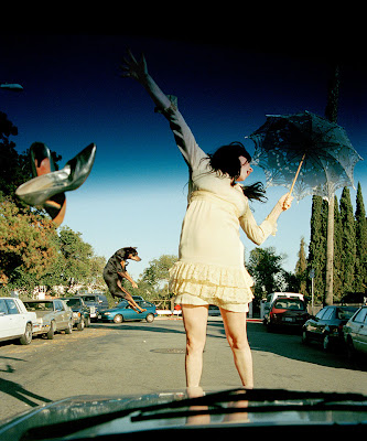 Vintage Art By Alex Prager