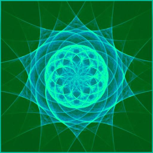 Earth's Healing Vibration LOGO-APP點子