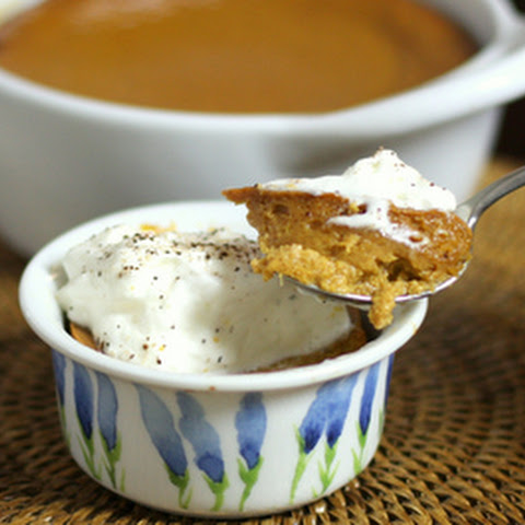 Spiced Pumpkin Pudding
