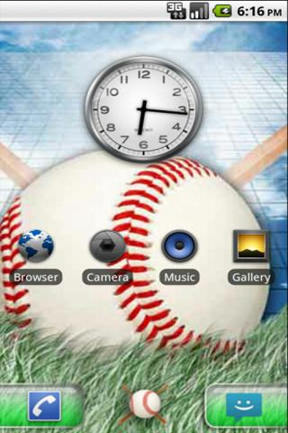 GDE Baseball Theme