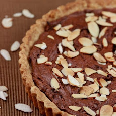Almond and Chocolate Frangipane Tart