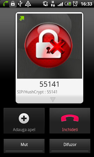 HushCrypt - Secure Phone Calls