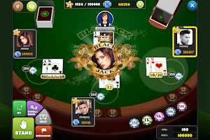 Screenshot of BlackJack Arena