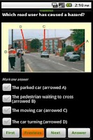 Screenshot of UK Driving  Theory Test Lite