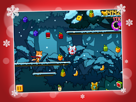 Screenshot of Tappy Run Xmas - Christmas
