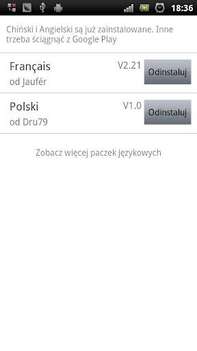Easy SMS Polish Language