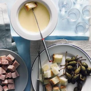 Shrimp Cheese Fondue Recipes