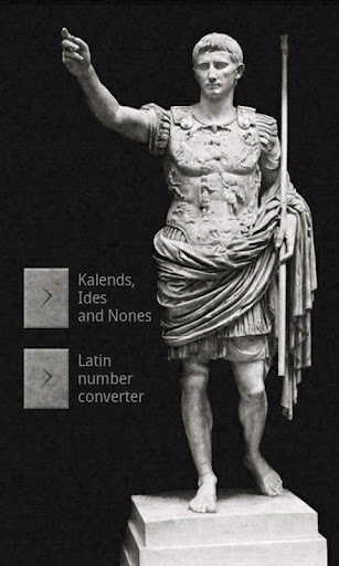 Kalends Ides and Nones