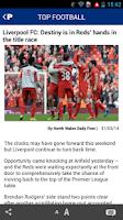 Screenshot of Wales Daily Post App