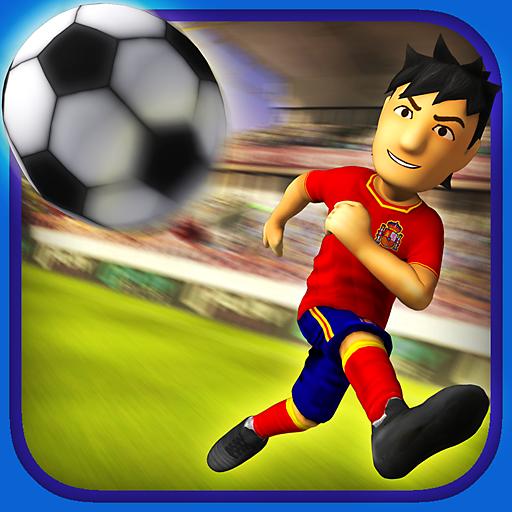 Striker Soccer Euro 2012 Pro APK Cracked Download