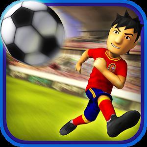Cover art Striker Soccer Euro 2012 Pro