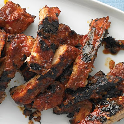EJ's Simple Ribs