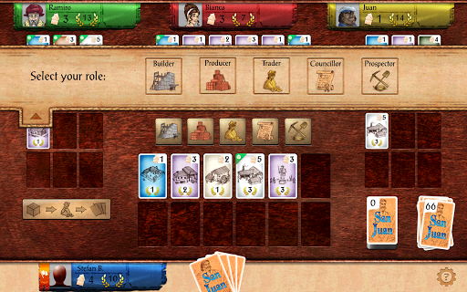 San Juan - screenshot