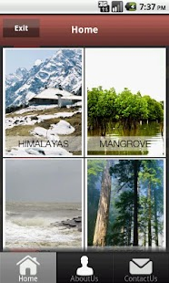 West Bengal Tourism - screenshot
